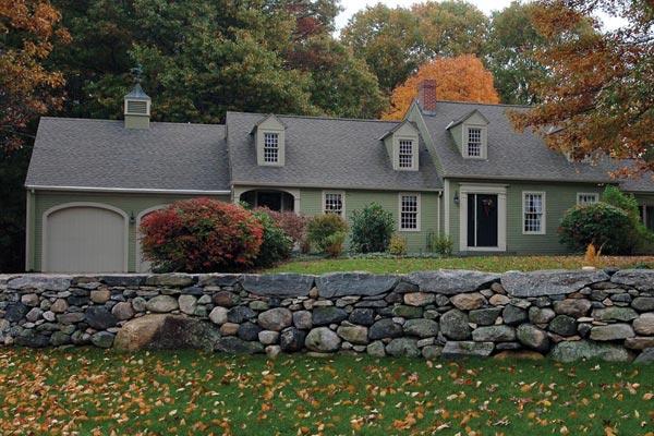 West Hardwick custom home