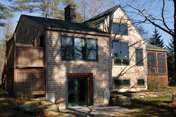 Holland Pond custom home