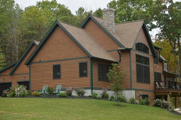 Princeton Project custom home