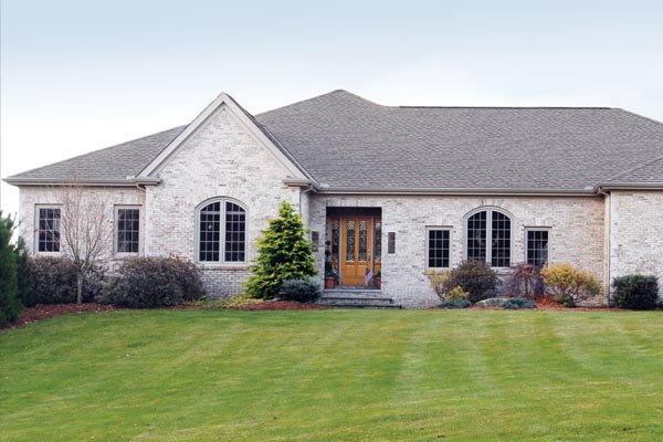 Prouty Road custom home
