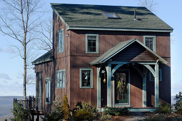 Charity Hill custom home
