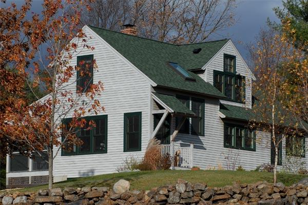 Ragged Hill custom home