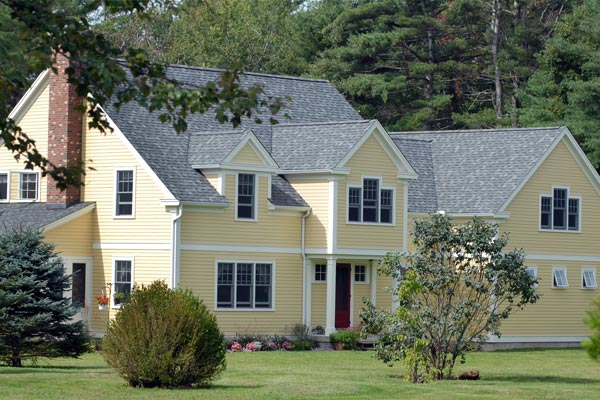 Williamsville Road custom home